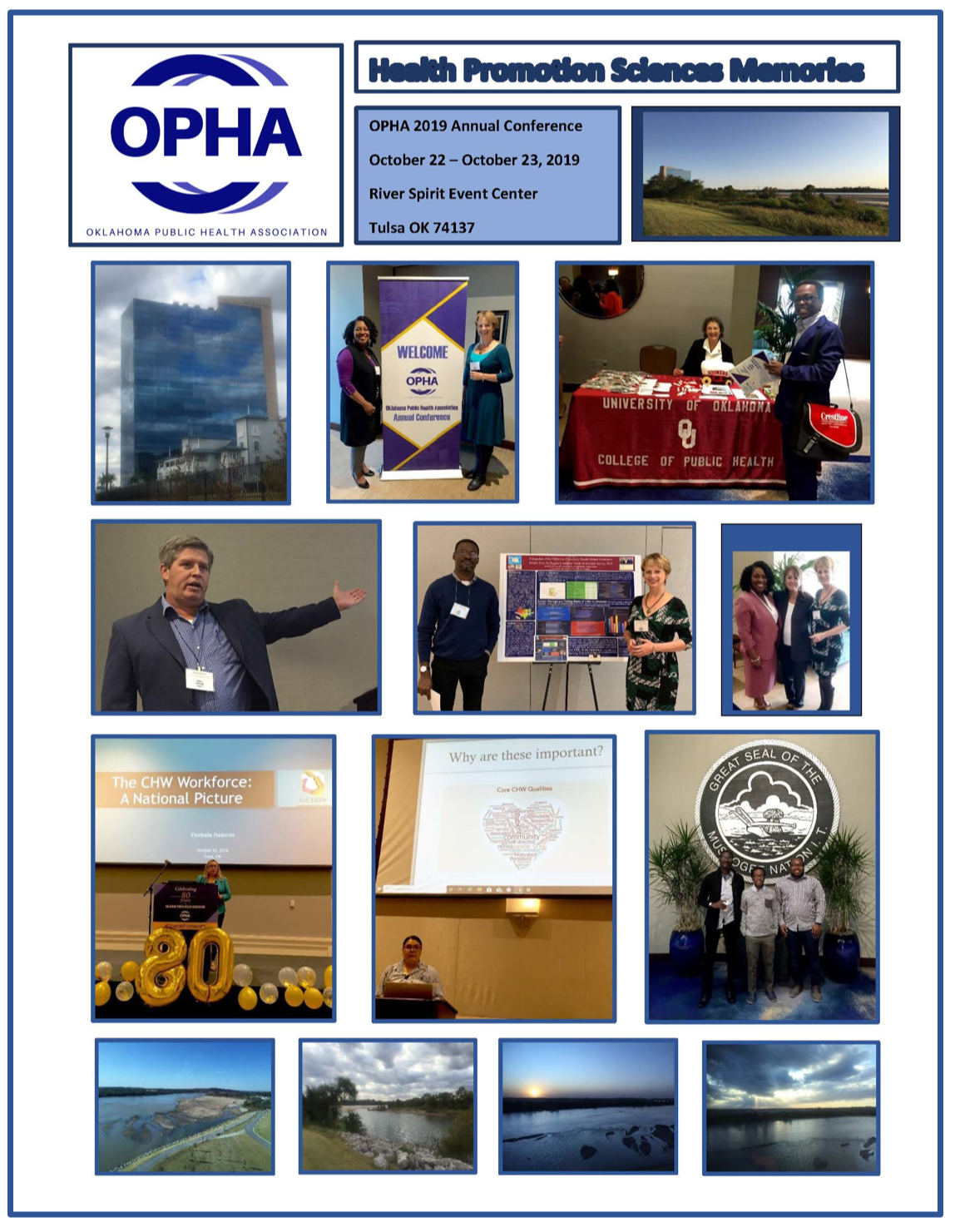 OPHA collage